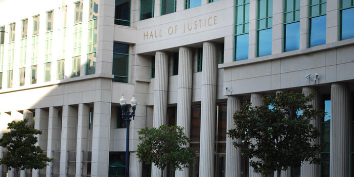 Hall of Justice Image